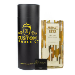 Absolut Elyx Vodka Candle