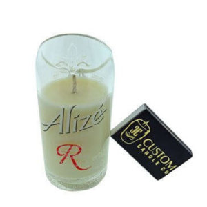 Alize Red Passion Liqueur Candle