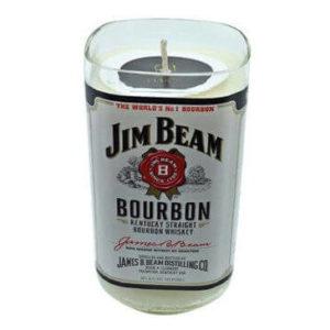 Jim Beam Bourbon Whiskey Candle