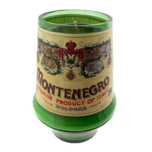 Montenegro Amaro Liqueur Candle