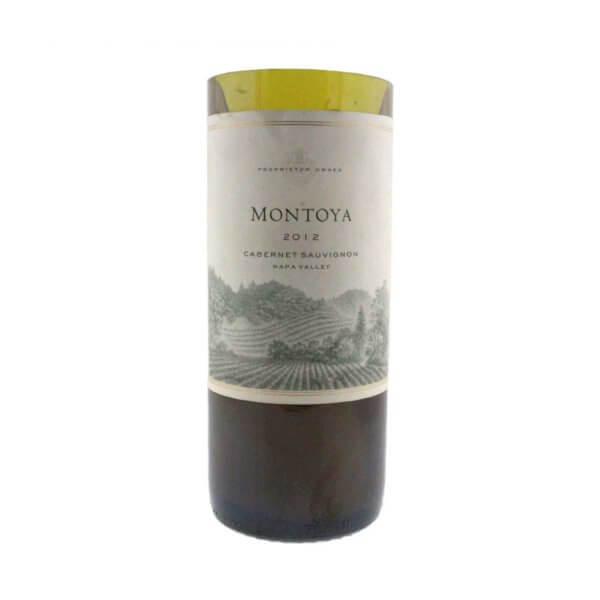 Montoya Wine Candle
