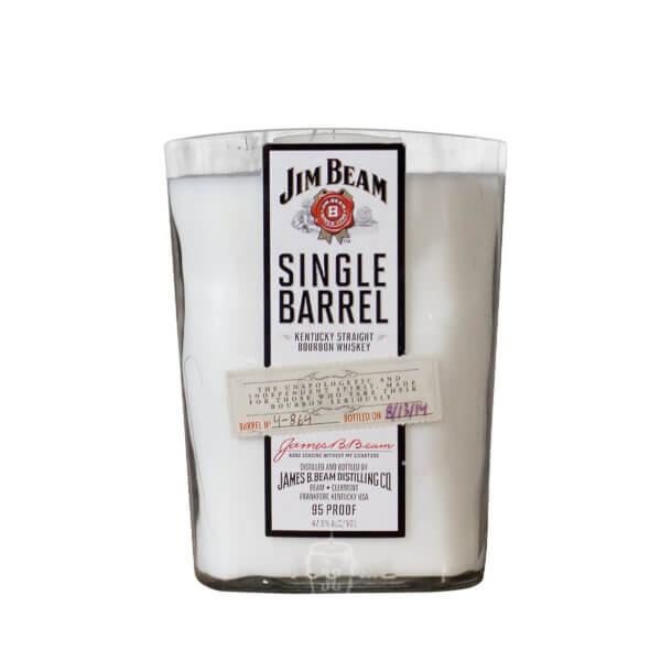 Jim Beam Whiskey Candle