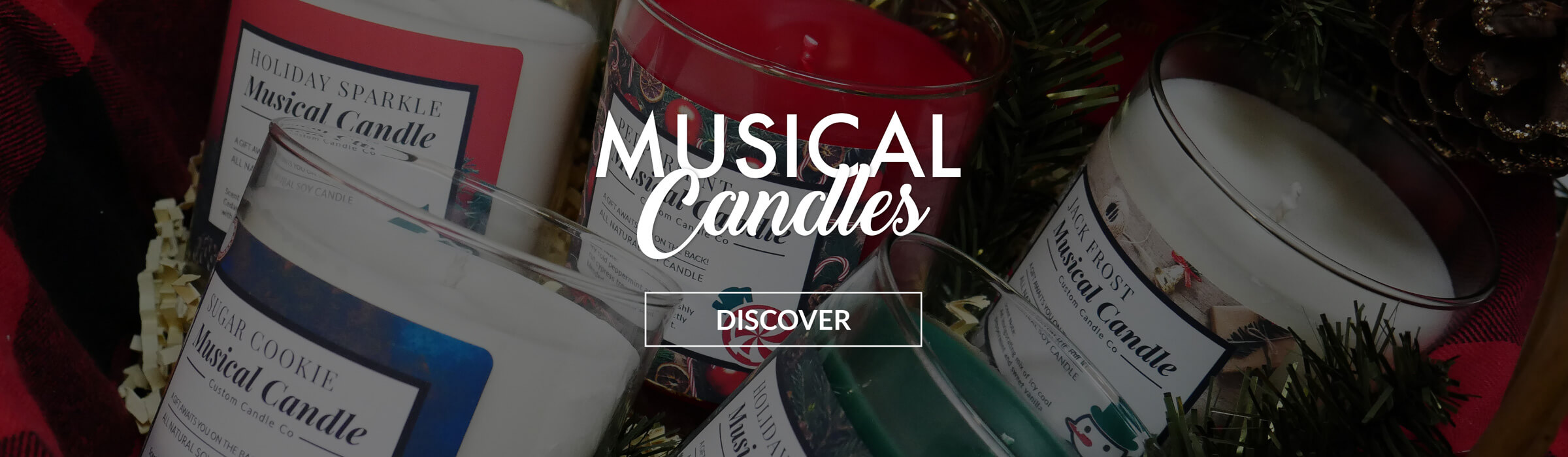 musical candles