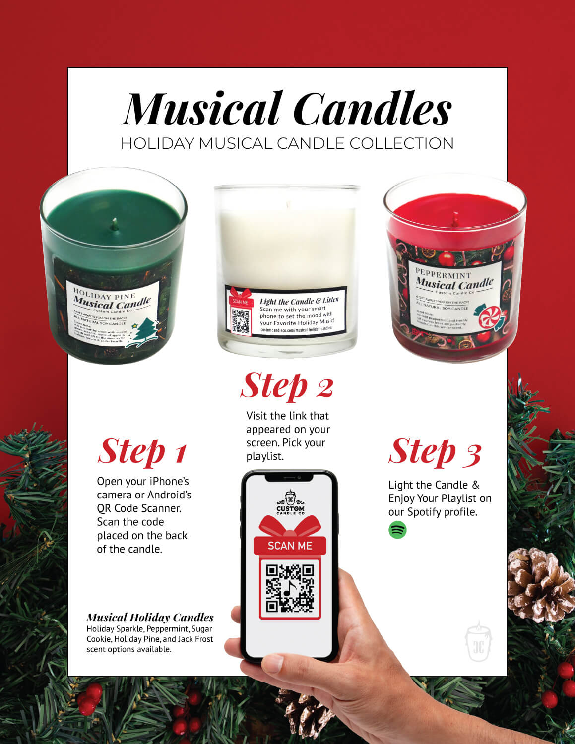 How to Use Musical Candles?