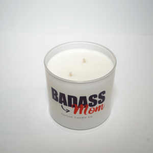 Badass Mom 2 Wick Top View