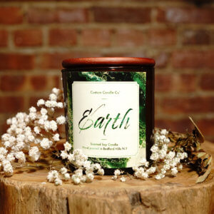 Earth: Natural Collection with Brick Background