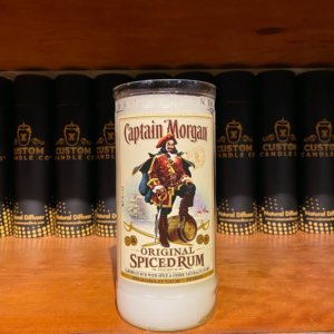Captain Morgan Spiced Rum Avocado Olive