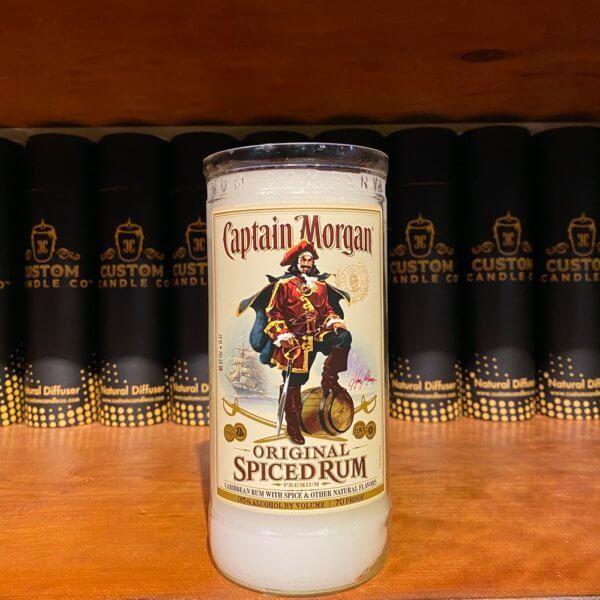Captain Morgan Spiced Rum Avocado Olive