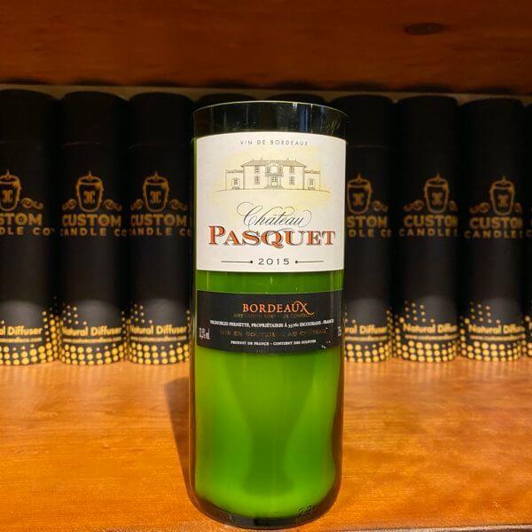 CC-Chardonnay, Château Pasquet, 750ml Flat