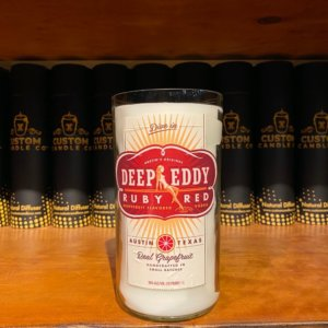 Deep Eddy Ruby Red Vodka-(1L)-lemon Verbena