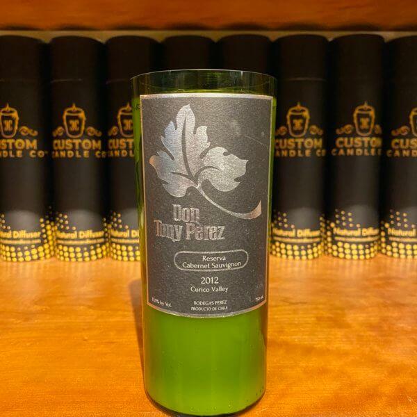 CC-Merlot Don Tony Perez Wine