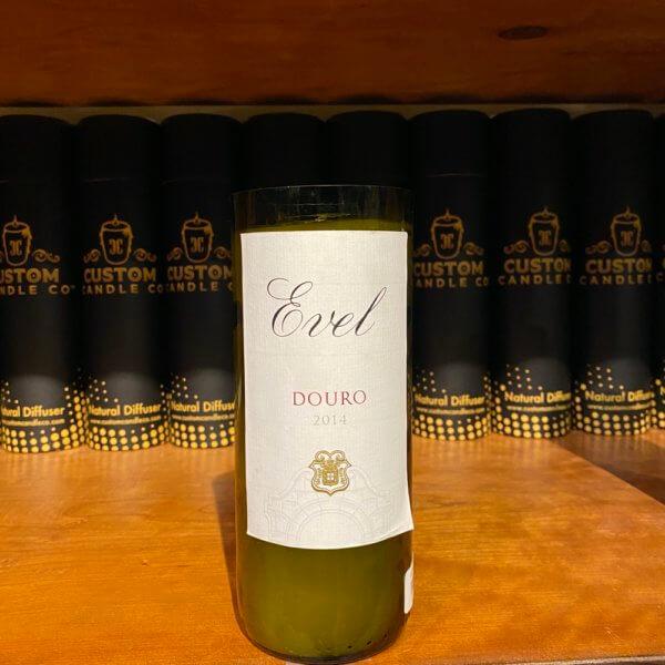 CC-Merlot Evel Duoro, 750ml Flat Hudson Valley Wine Event