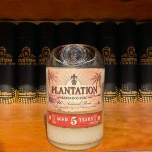 Cc-whiskey/plantation Rum