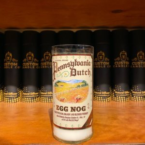 CC-Egg Nog Pennsylvania Dutch 750 Ml Flat