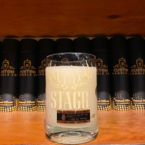 Cc-Whiskey, Stagg Jr. Flat
