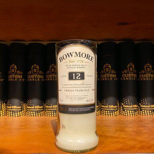 CC-Lemon Verbena Bowmore Whiskey 750 ML Flat