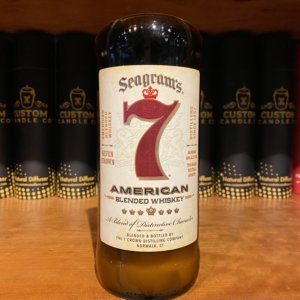 CC-Whiskey Scent,Seagrams 7 1L, Curve