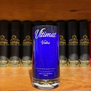 CC-Winter Wood Ultimate Vodka 1L Flat