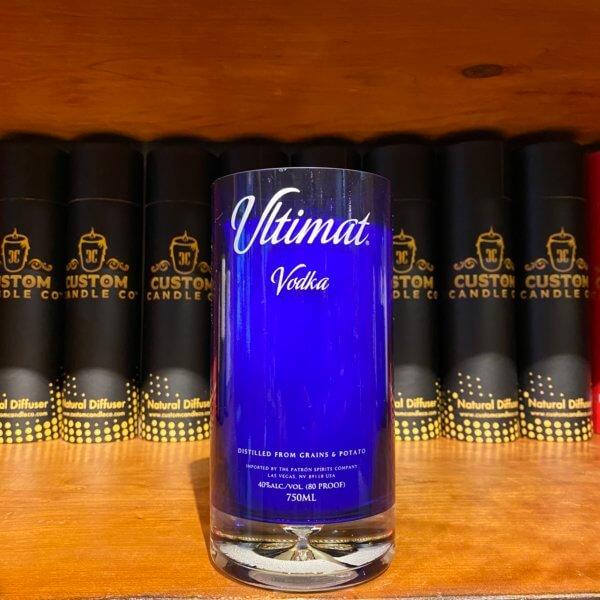 CC-Winter Wood Ultimate Vodka 1L Flat