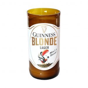 Guinness Blonde Beer Candle