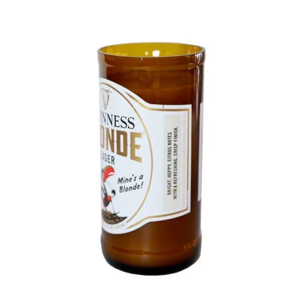 Blonde Beer Side view