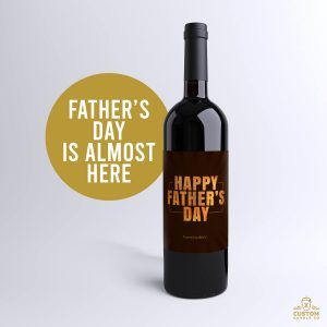 Happy Father's Day Cabernet Wine